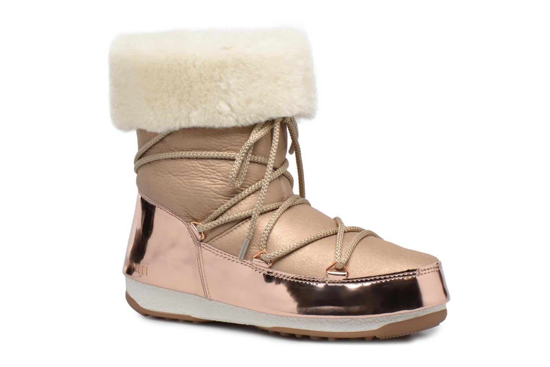 Grandes descuentos últimos Boot zapatos Moon Boot Moon Boot últimos Rose Mirror (Rosa) - Botines  Descuento e66a8a