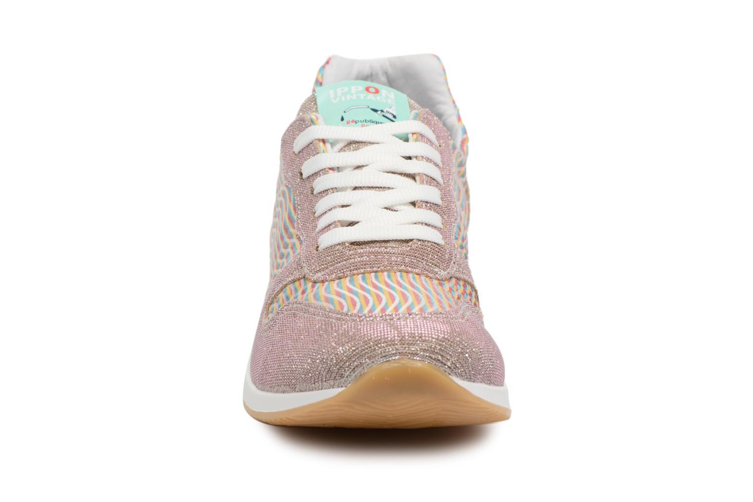 Trainers Ippon Vintage Run wave Multicolor model view