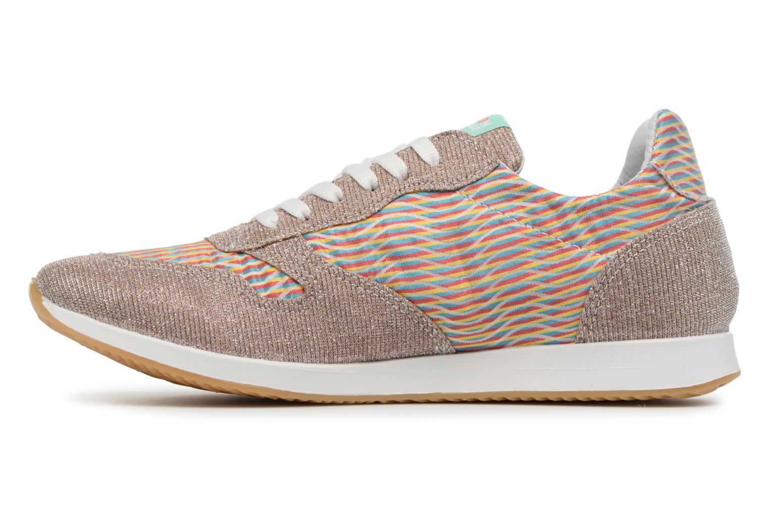 Trainers Ippon Vintage Run wave Multicolor front view