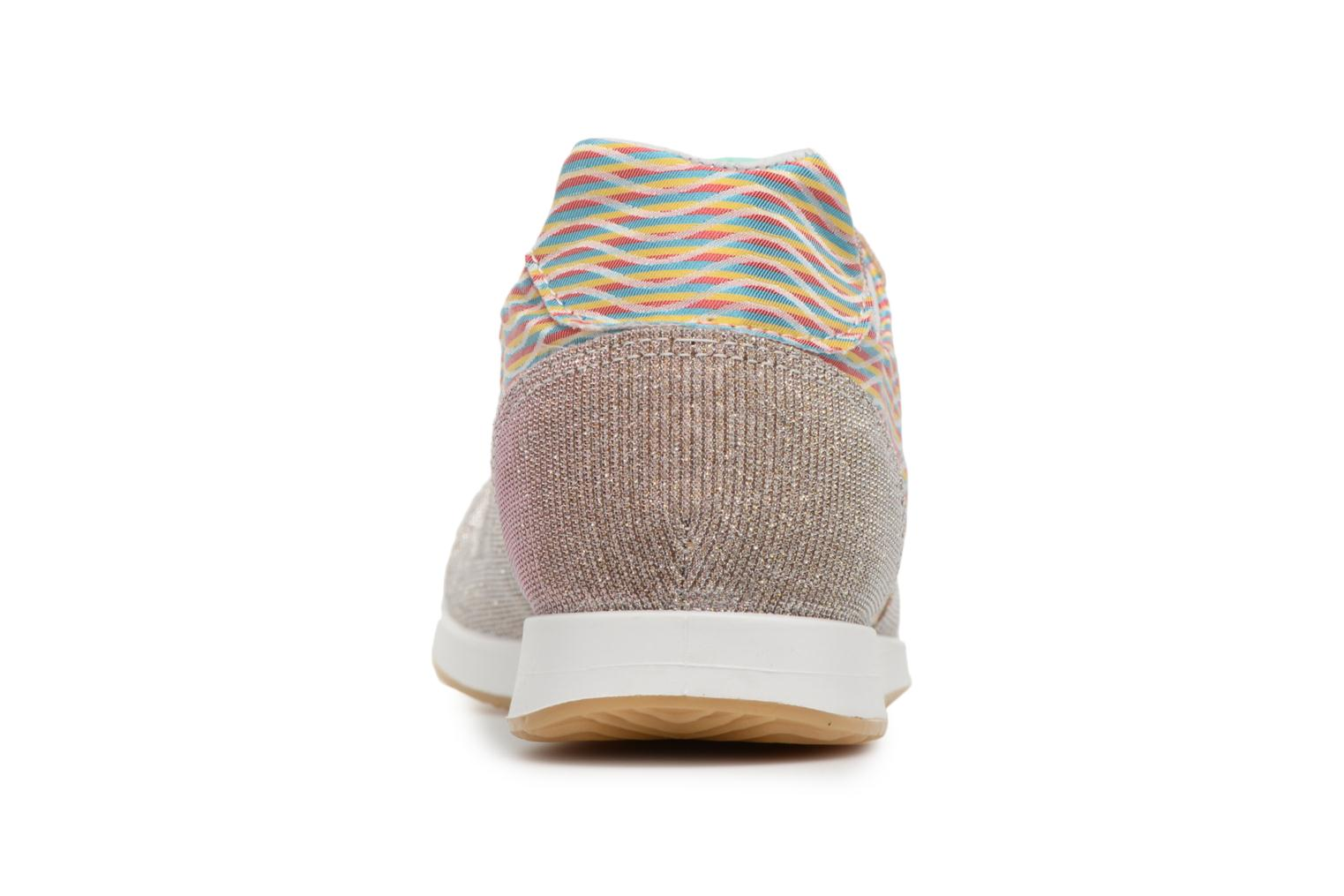 Trainers Ippon Vintage Run wave Multicolor view from the right