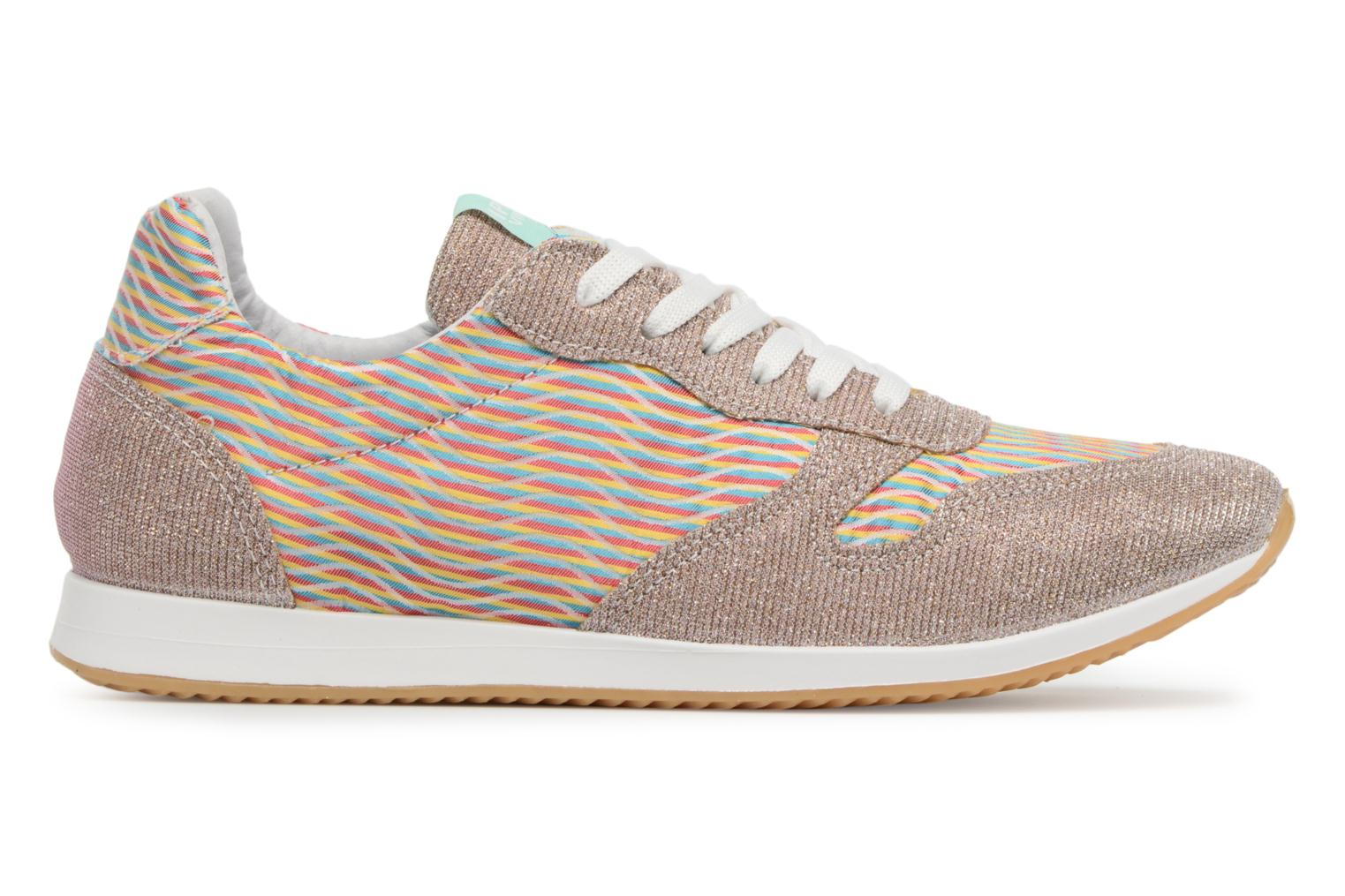 Trainers Ippon Vintage Run wave Multicolor back view