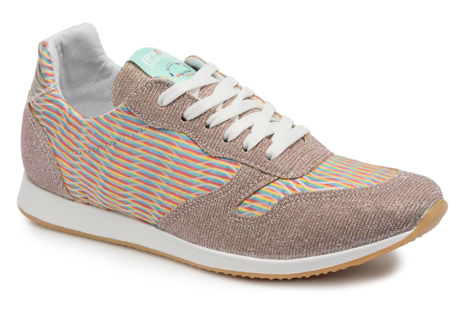 Trainers Ippon Vintage Run wave Multicolor detailed view/ Pair view
