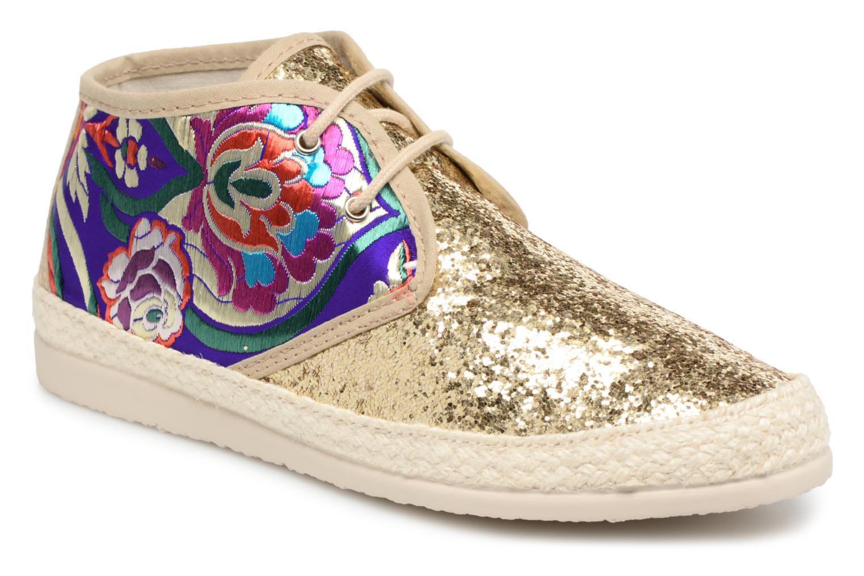 Zapatos promocionales Smile Smile Kyoto (Oro y bronce) - Alpargatas   Descuento de la marca