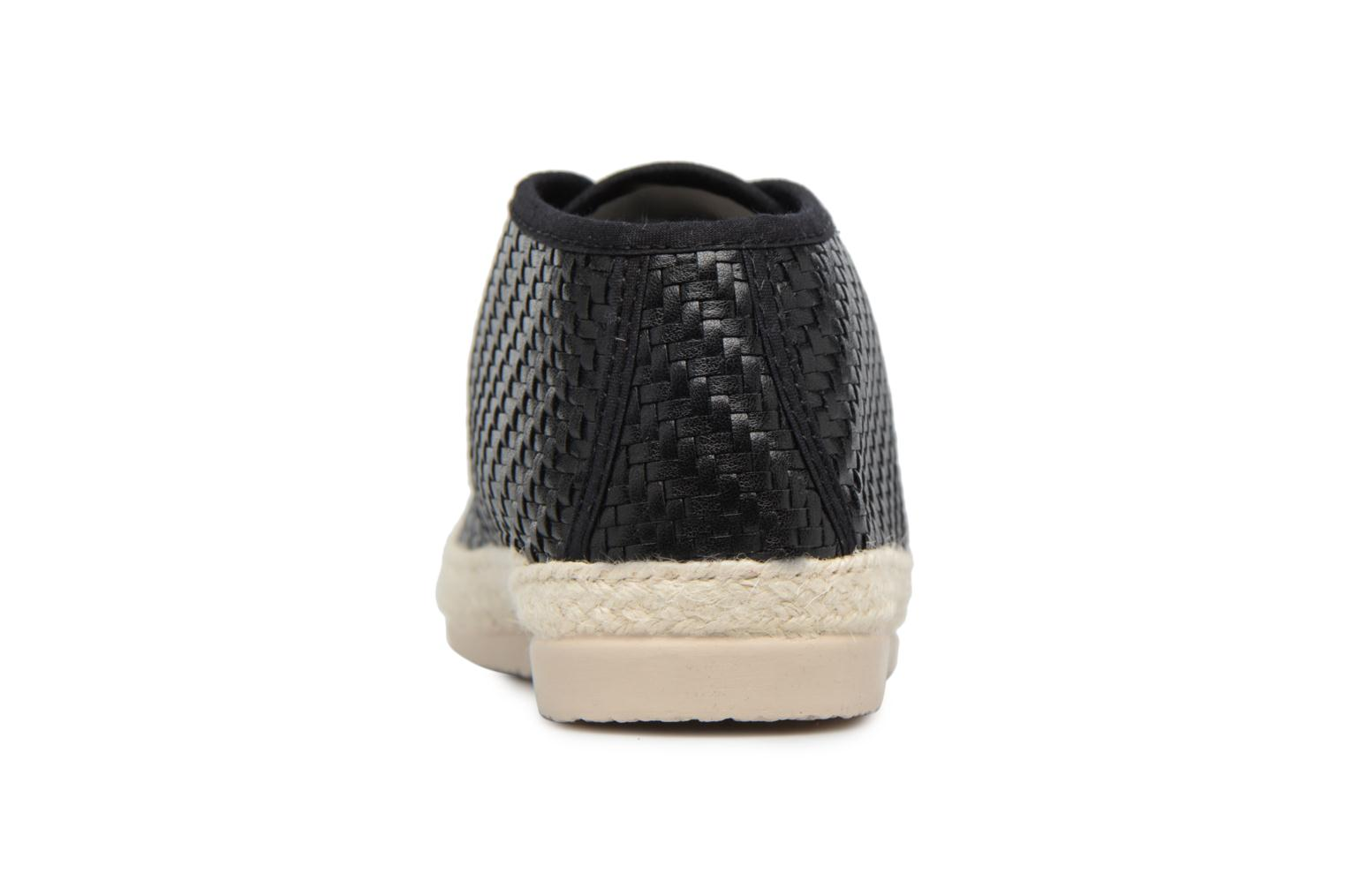 Espadrilles Smile Smile dresscod Black view from the right