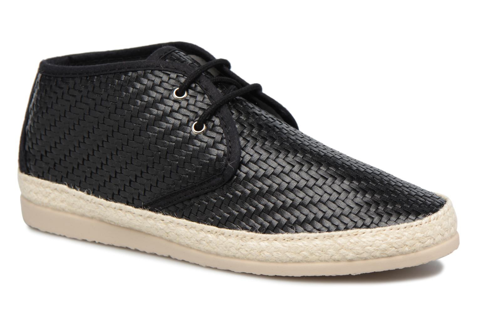 Espadrilles Smile Smile dresscod Black detailed view/ Pair view
