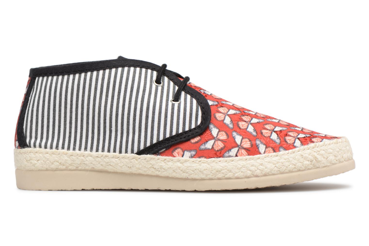 Espadrilles Smile Smile fly Red back view