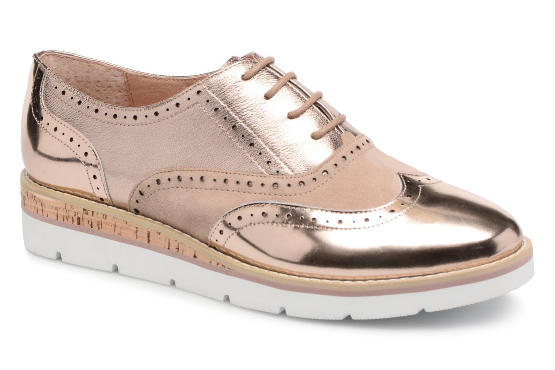 Zapatos promocionales Karston Ofala (Oro y bronce) - Zapatos con cordones   Cómodo y bien parecido