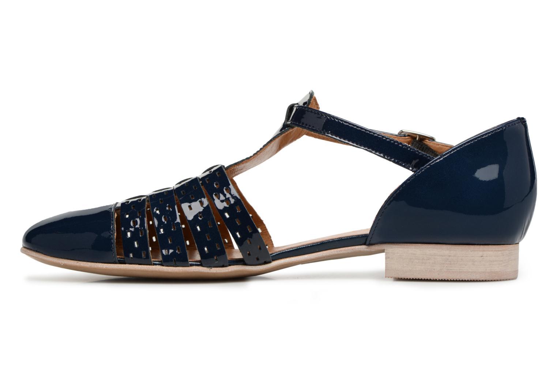 Sandalen Karston Jobano Blauw voorkant