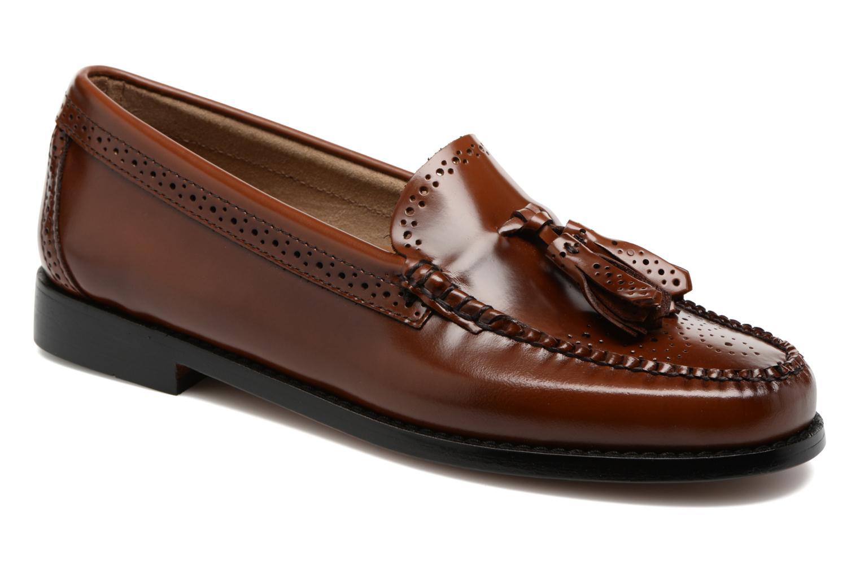 Grandes descuentos últimos zapatos G.H. Bass WEEJUN WMN Estelle Brogue (Marrón) - Mocasines Descuento