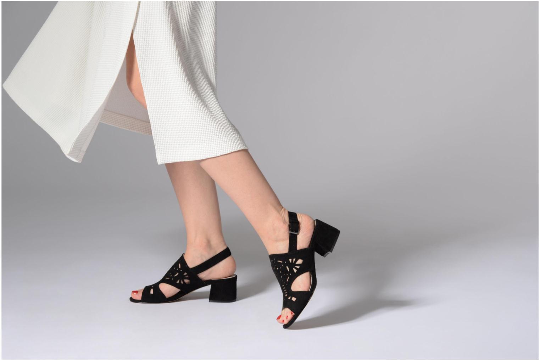 Zapatos de hombre y mujer de promoción por tiempo limitado Chattawak ORCHIDEE (Negro) - Sandalias en Más cómodo