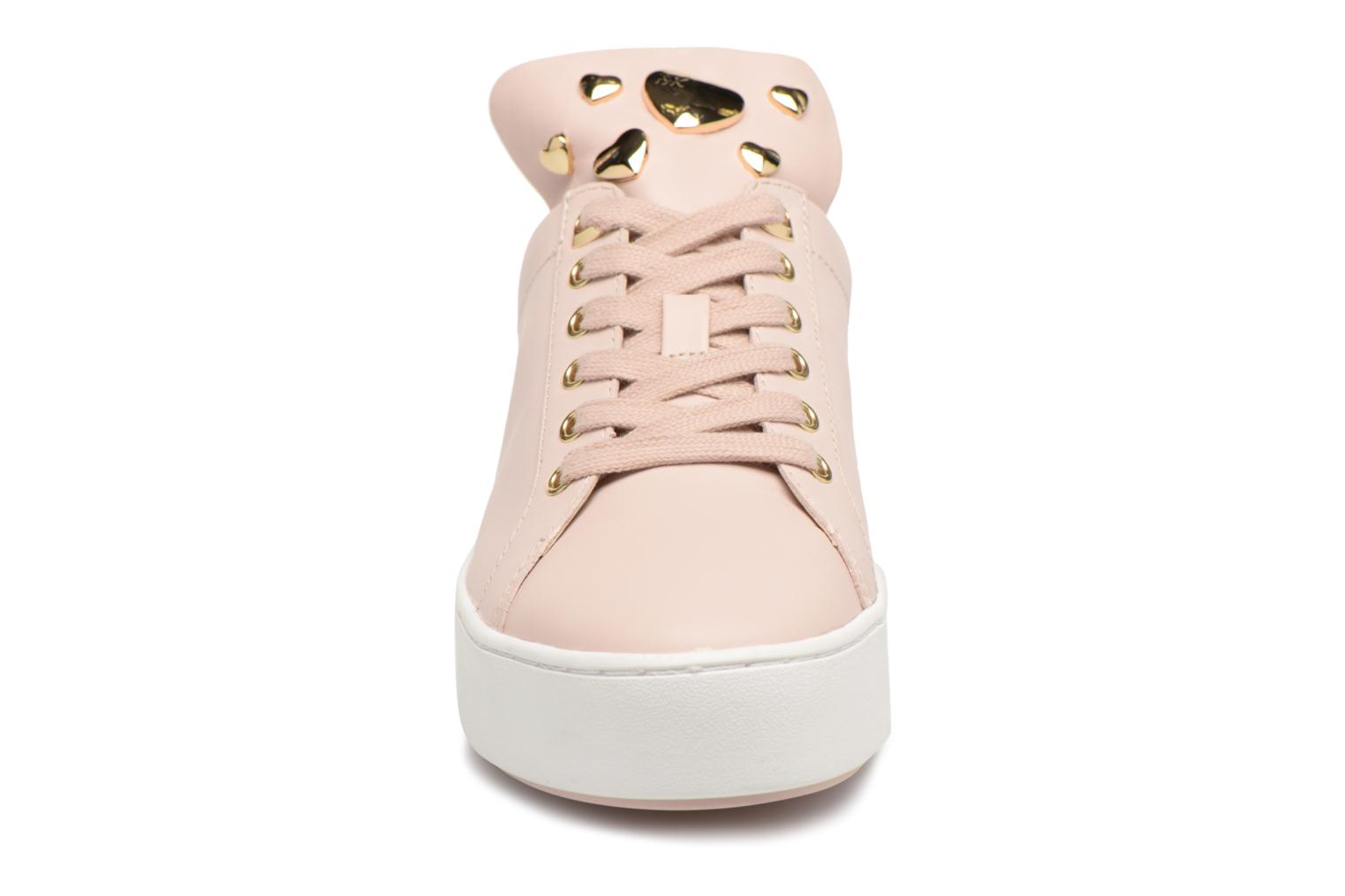 Mindy Lace Up Soft Pink
