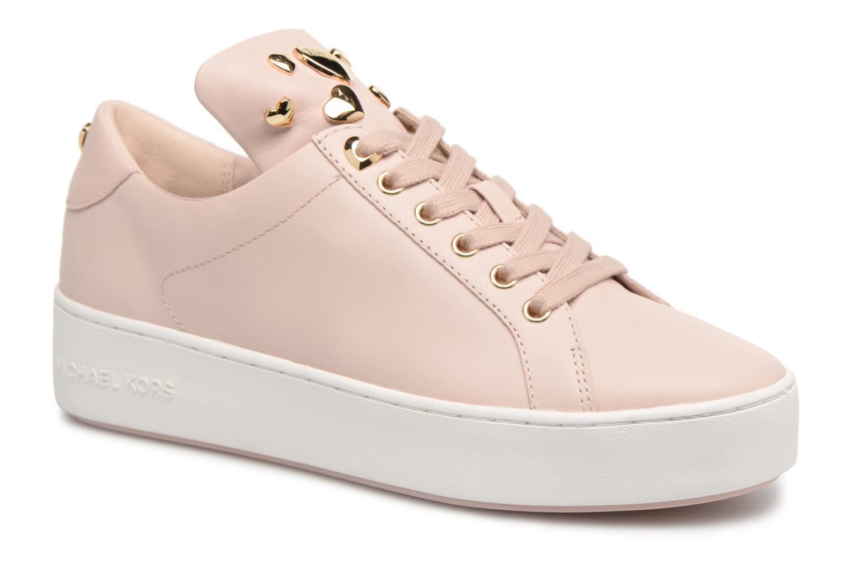 MICHAEL Michael Kors MINDY LACE UP - Zapatillas soft pink PjClCB5F