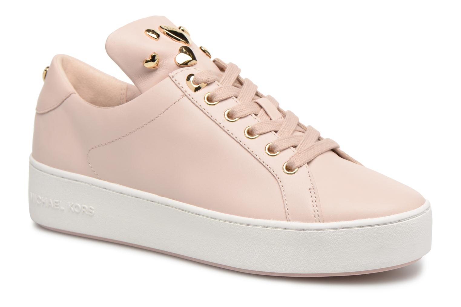 Trainers Michael Michael Kors Mindy Lace Up Pink detailed view/ Pair view