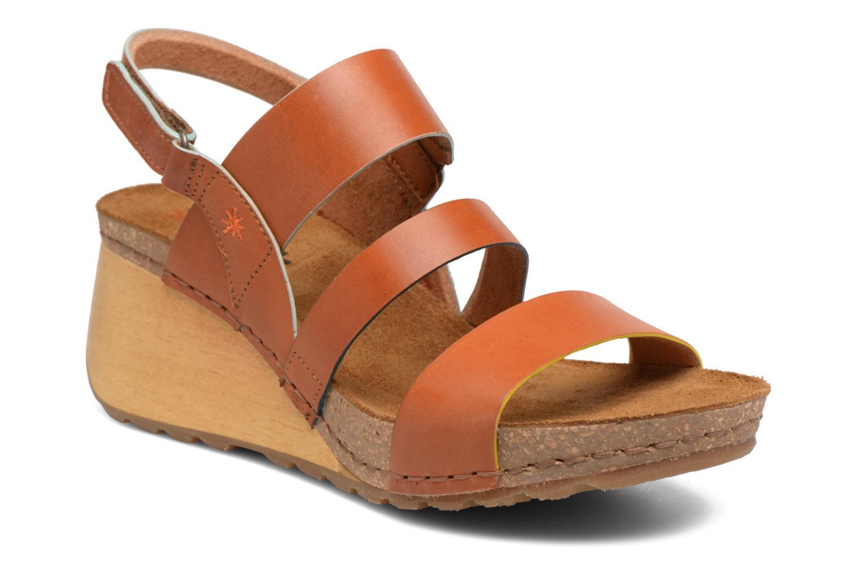 Sandali e scarpe aperte Art Borne 1320 Marrone vedi dettaglio/paio