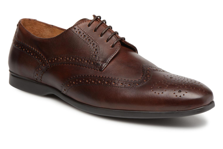 Paul Smith ROGER (Marron) - Chaussures à lacets chez Sarenza (312346)