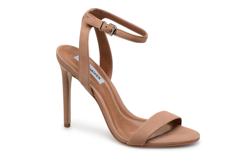 Steve Madden Landen High Heel Sandal (Marron) - Sandales et nu-pieds chez Sarenza (312450)