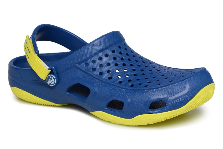 e0fed87d482 Crocs Swiftwater Deck Clog M (Bleu) - Sandales et nu-pieds chez Sarenza  (343056) GH8HUA1Z - sk-group.fr