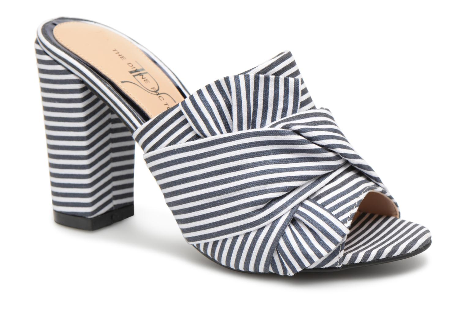 Wedges Divine Factory Sushi Wit detail