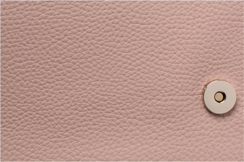 Shailene Top Handle Flap Taupe