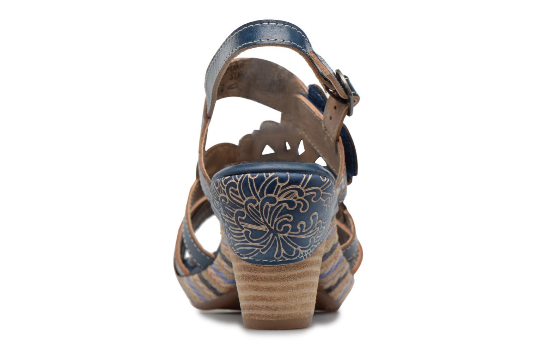 Sandales et nu-pieds Laura Vita Belfort87 Multicolore vue droite
