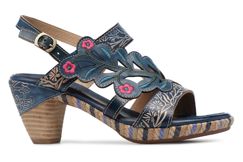 Sandales et nu-pieds Laura Vita Belfort87 Multicolore vue derrière