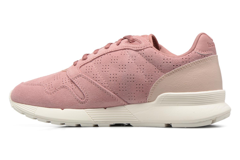 Sneakers Le Coq Sportif Omega X W Summer Flavor Rosa immagine frontale
