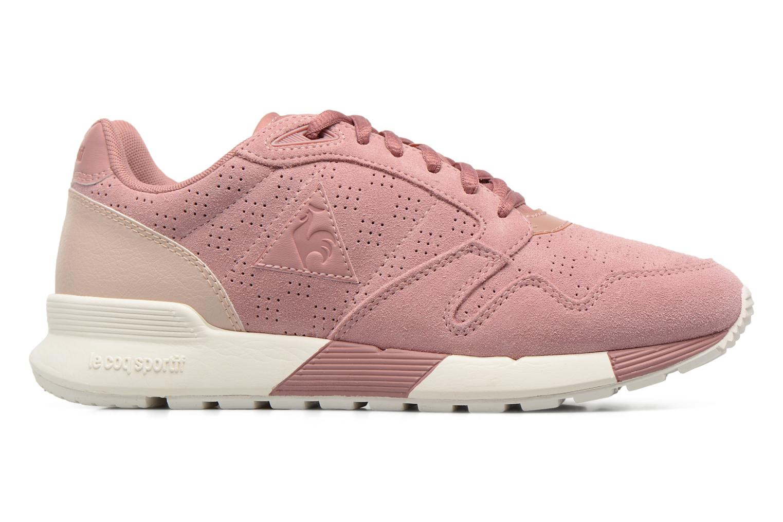 Sneakers Le Coq Sportif Omega X W Summer Flavor Rosa immagine posteriore