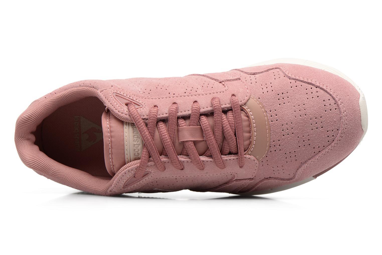Sneakers Le Coq Sportif Omega X W Summer Flavor Rosa immagine sinistra