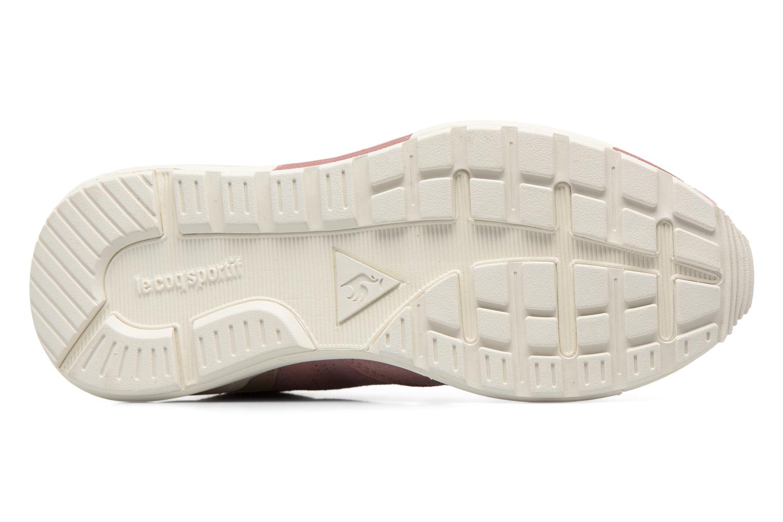 Sneakers Le Coq Sportif Omega X W Summer Flavor Rosa immagine dall'alto
