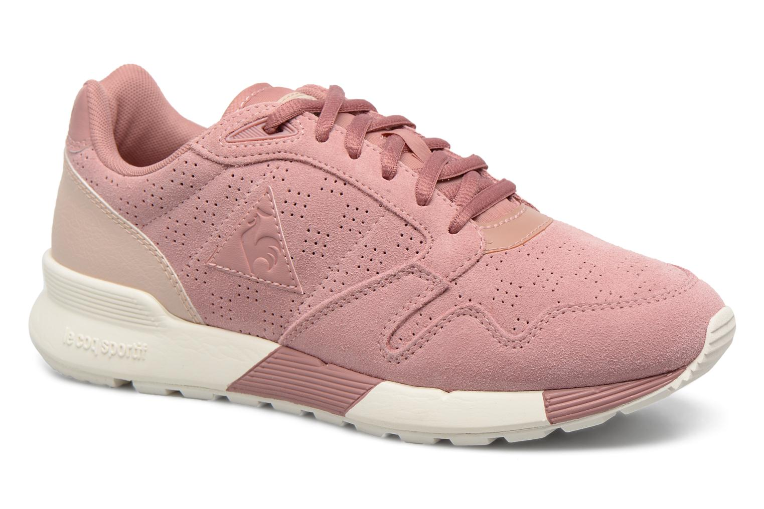 Trainers Le Coq Sportif Omega X W Summer Flavor Pink detailed view/ Pair  view