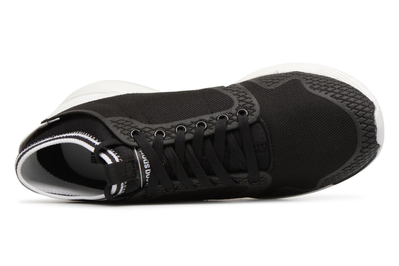 Sneakers Le Coq Sportif Omicron Tech Modern Zwart links