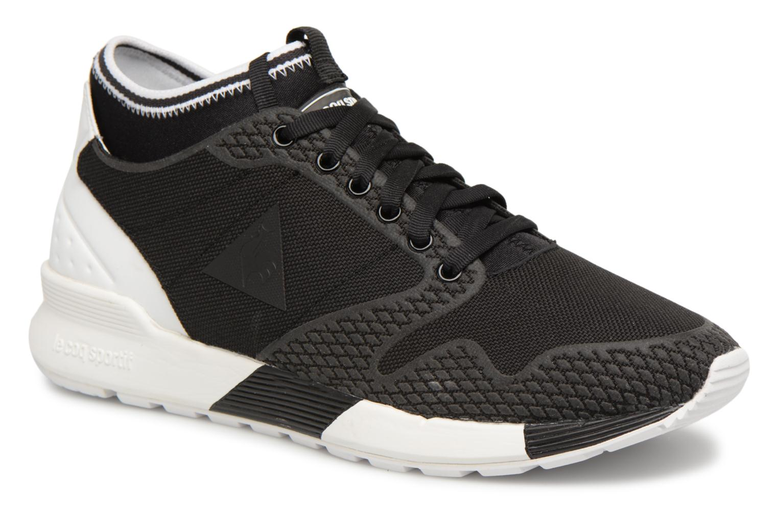 le coq sportifOMICRON TECH MODERN - Trainers - black/optical white