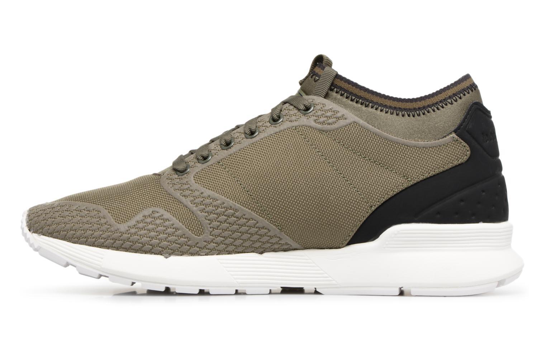 Sneakers Le Coq Sportif Omicron Tech Modern Groen voorkant