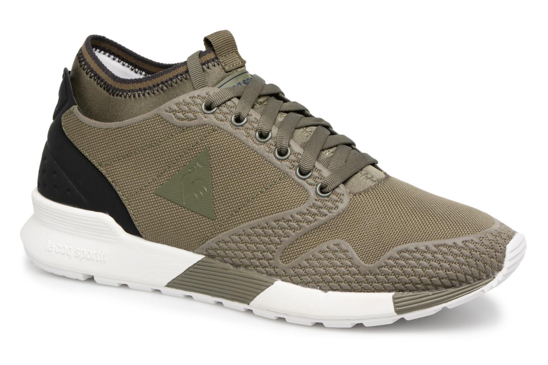 Sneakers Le Coq Sportif Omicron Tech Modern Groen detail