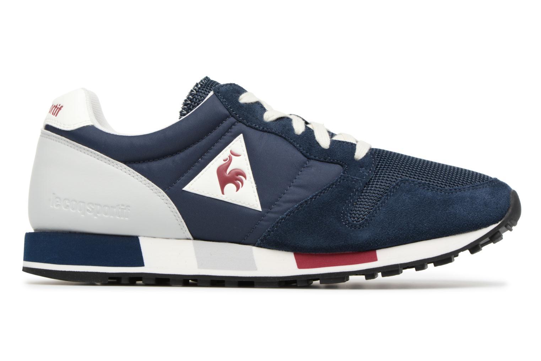 Sneakers Le Coq Sportif Omega Nylon Blauw achterkant