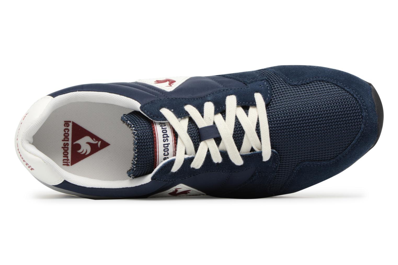 Sneakers Le Coq Sportif Omega Nylon Blauw links