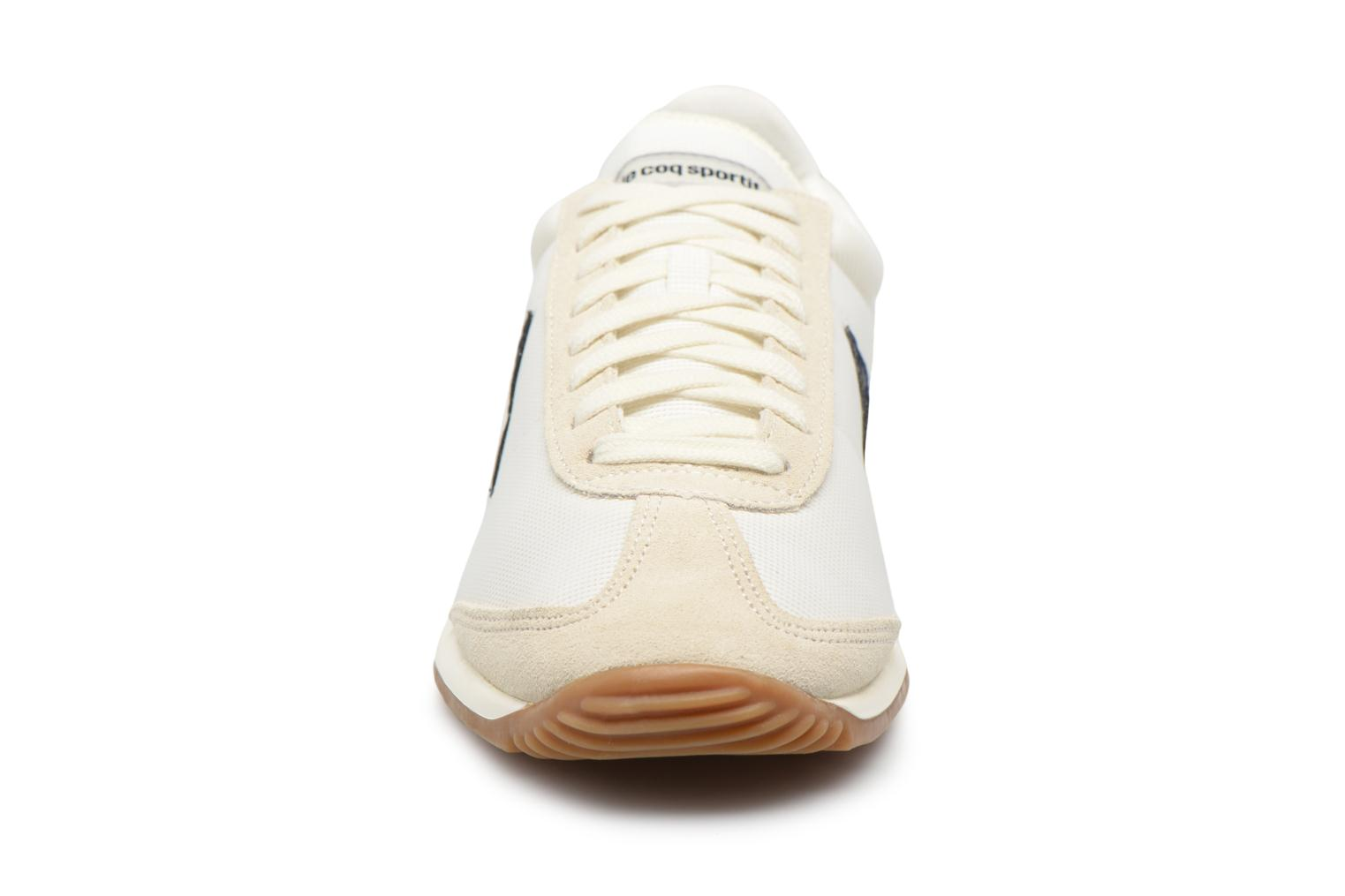 Sneakers Le Coq Sportif Quartz Nylon Gum Wit model