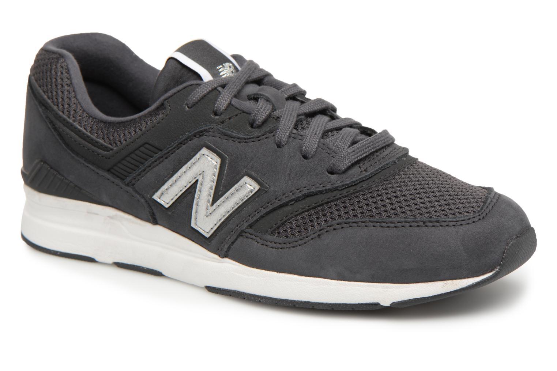 Grandes descuentos últimos zapatos New Balance WL697 (Negro) - Deportivas Descuento