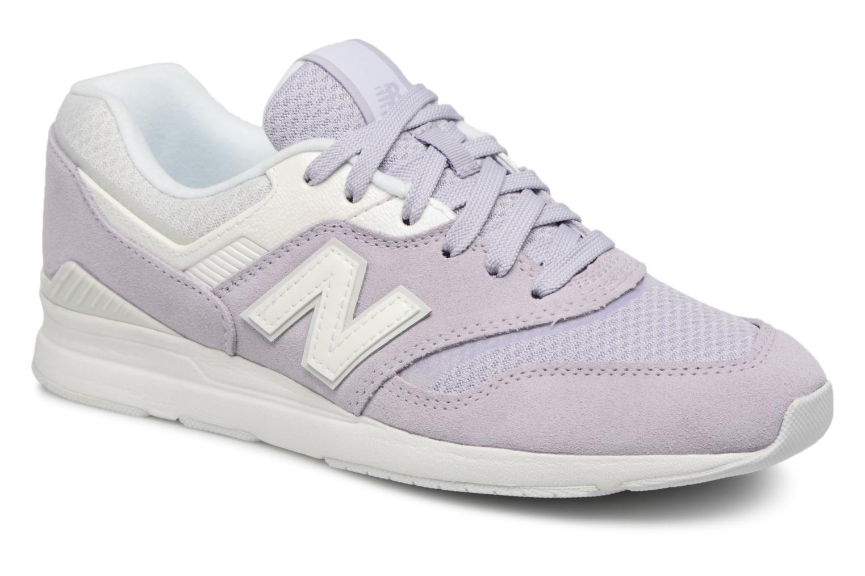 Grandes Grandes Grandes descuentos últimos (Violeta Zapatos New Balance WL697 2fa9cc