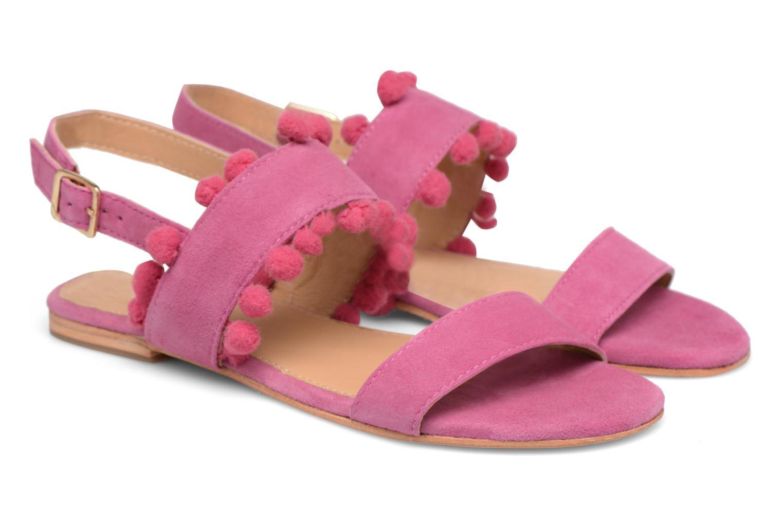 Made by SARENZA Bombay Babes Sandales Plates #2 Roze perfect Goedkope Koop Klaring Grote Verrassing Online Gratis Verzending Echt qAq4wJe