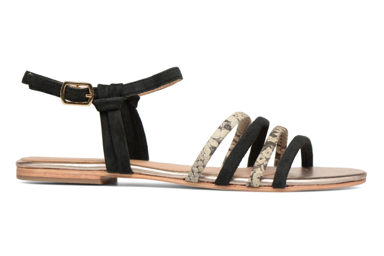 Grandes descuentos últimos zapatos Made by SARENZA Bombay Babes Sandales Plates #5 (Negro) - Sandalias Descuento