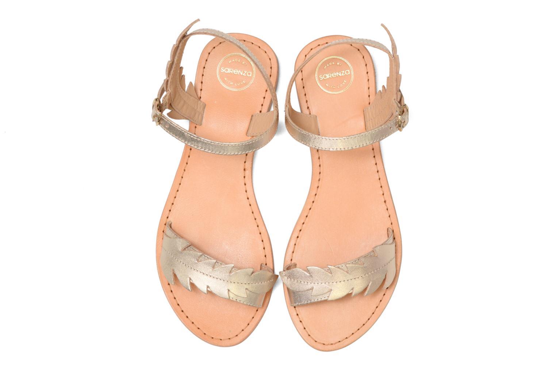 53a9f180c19 Zapatos promocionales Made by SARENZA Carioca Crew Sandales Plates #4 (Oro  y bronce) - Sandalias Venta de liquidación de temporada d6922e -  vientonegro.es