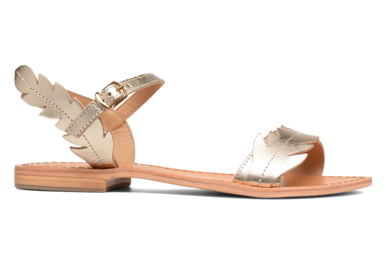 e41e8a11380 Zapatos promocionales Made by SARENZA Carioca Crew Sandales Plates #4 (Oro  y bronce)