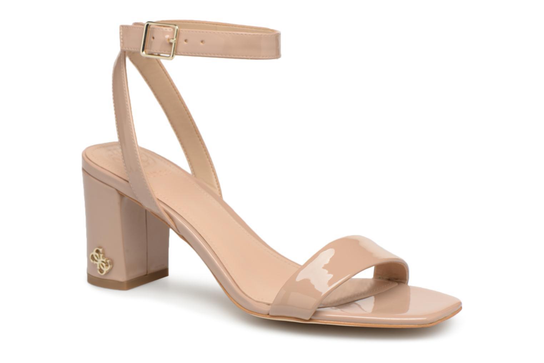 Zapatos promocionales Guess Annabelle (Beige) - Sandalias   Zapatos casuales salvajes