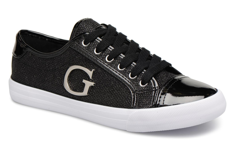 Zapatos promocionales Guess Elly (Negro) - Deportivas   Descuento de la marca
