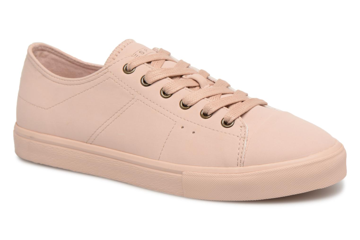 Esprit Sonet lace up (Rose) - Baskets chez Sarenza (313294)