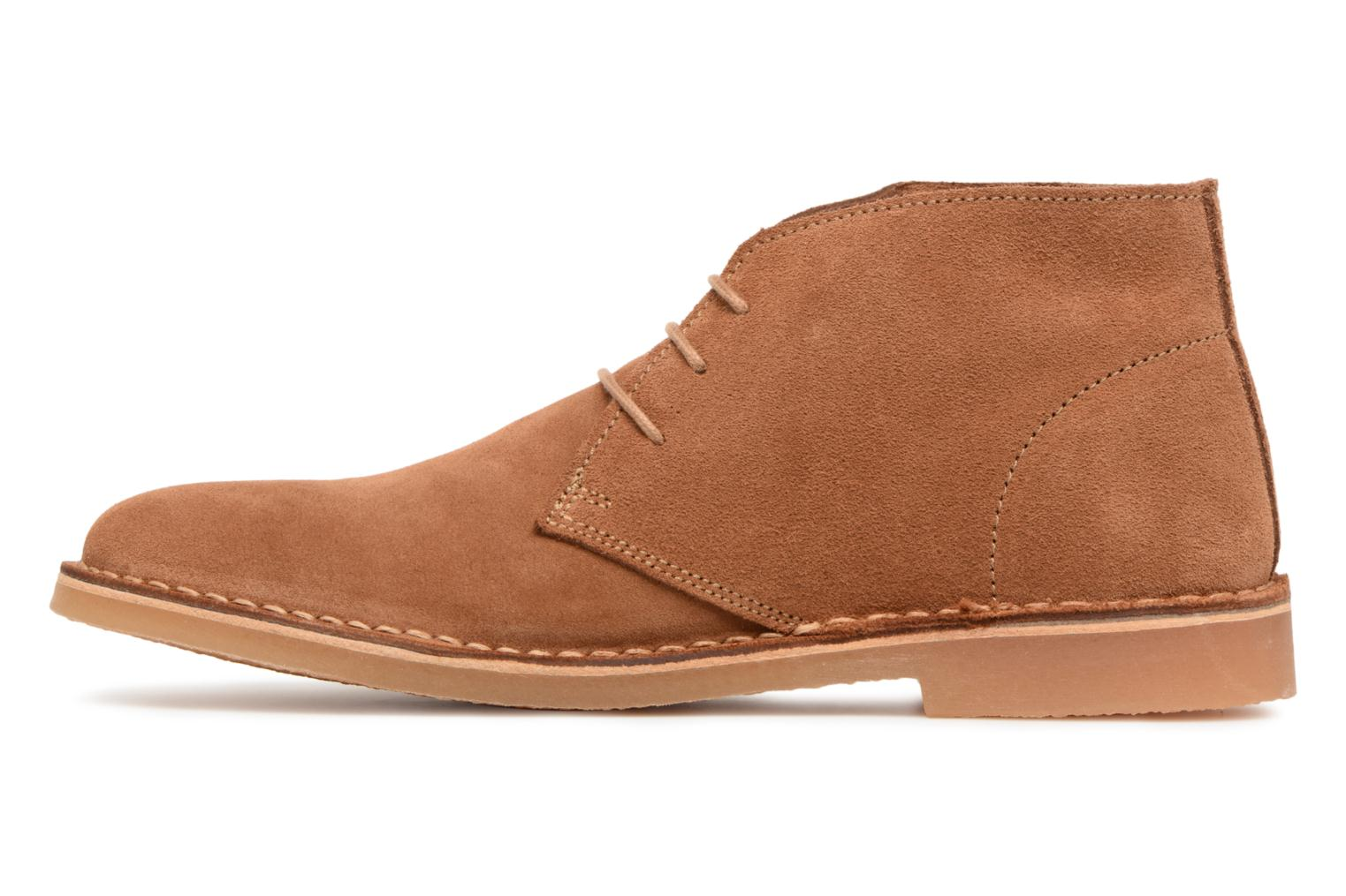 Selected Homme Royce Light Suede Boot 2