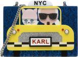 Sacs à main Sacs Karl NYC Taxi Minaudière