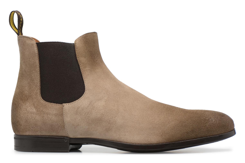 Boots en enkellaarsjes Doucal's SILVIO Grijs achterkant