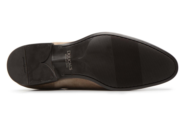 Bottines et boots Doucal's SILVIO Gris vue haut
